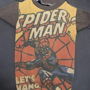 spiderman vintage tee in xsmall