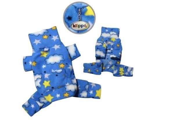 Stars and Clouds Pajamas