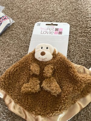 clearance pet lovie dog blanket