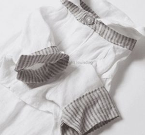 linen shirt by louisdog
