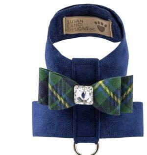 forest plaid scotty tinkie harness