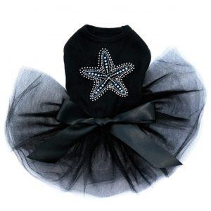 black starfish tutu