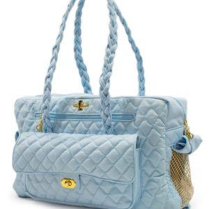Porsha Carrier baby blue