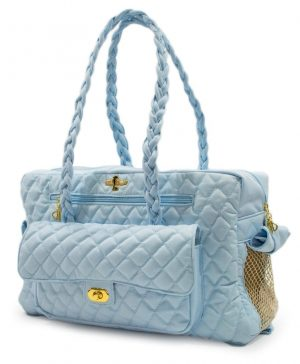 Porsha Carrier baby blue