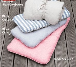 chill pad cushion by Louis Dog