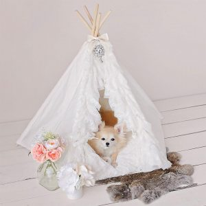 lullaby teepee by hello doggie