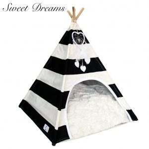 sweet dreams teepee by hello doggie