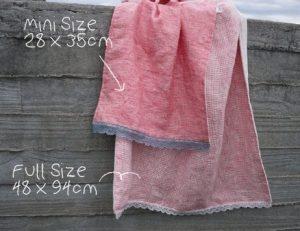 Linen Towel or Blanket