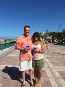 cheri and jason in key west