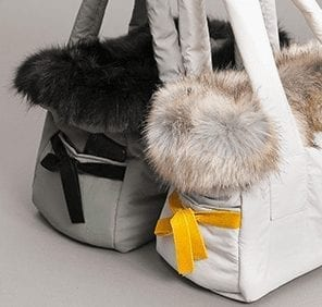 Viva Bag with Fur n Velvet