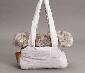 Viva Bag with Fur n Velvet