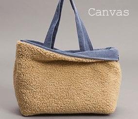 Teddy Fur Bag by Louis Dog