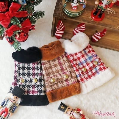 Timeless Chic Sweater by Wooflink