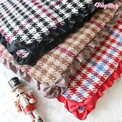 Timeless Chic Blanket by Wooflink