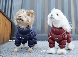 Puppy Angel Overalls PA-0w441