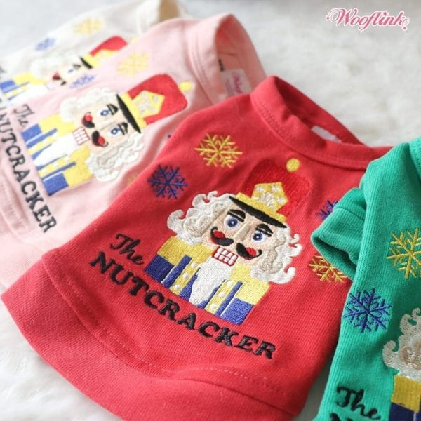 Nutcracker Sweatshirt by Wooflink