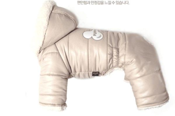Puppy Angel Bone Bodysuit
