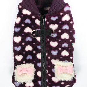 Hip Doggie Purple Heart Vest