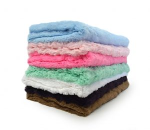 Hello Doggie Bella Blanket in 8 colors