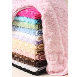 rosebud blanket by hello doggie