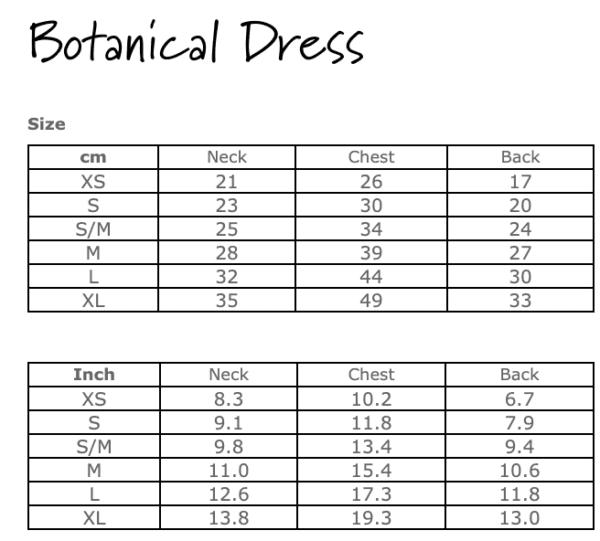 Botanical Dress by Louisdog