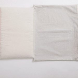 Amazing Pink Peekaboo Cushion Cover