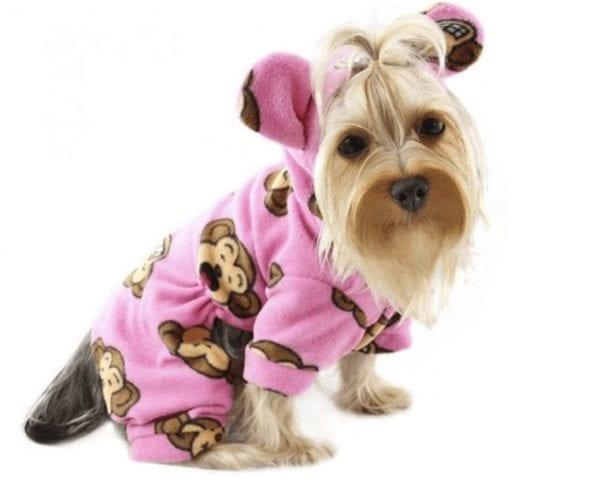 Silly Monkey Fleece Pajamas