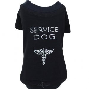 Service Dog Tee by Hello doggie