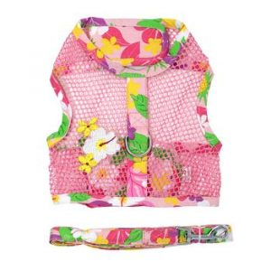 Cool Mesh Pink Hawaiian by doggie design