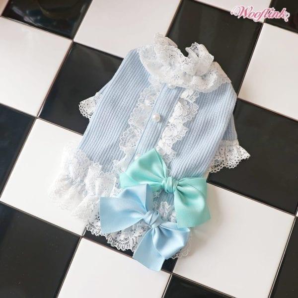 romantic blouse by wooflink