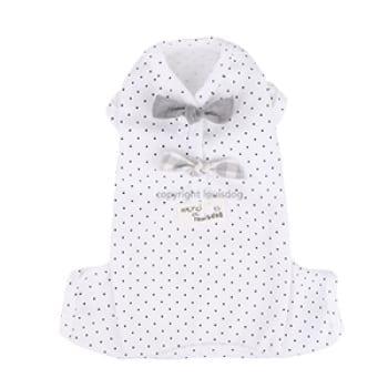 white dots pajamas by Louisdog