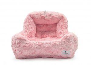 Hello Doggie Baby Pink Bella Bed