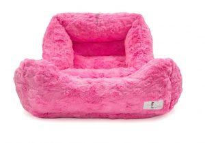 Hello Doggie Fuchia Bella Bed