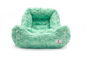 Hello Doggie Mint Bella Bed