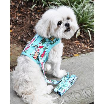 Surfboards And Palms Fabric Harness