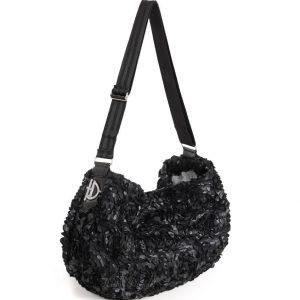 victorian luxury messenger sling