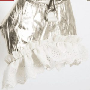 oopie harness set in frill