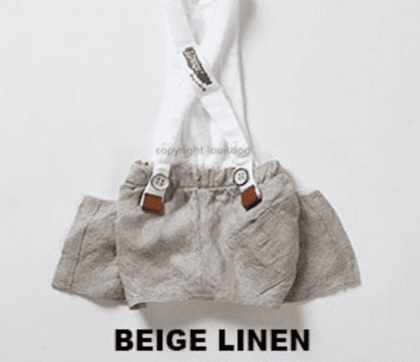Linen Pants by Louisdog