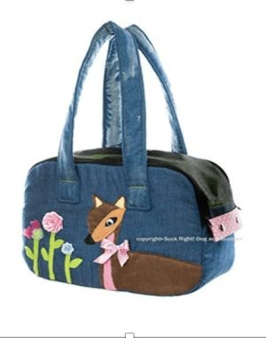 Bambi Zipper Bag