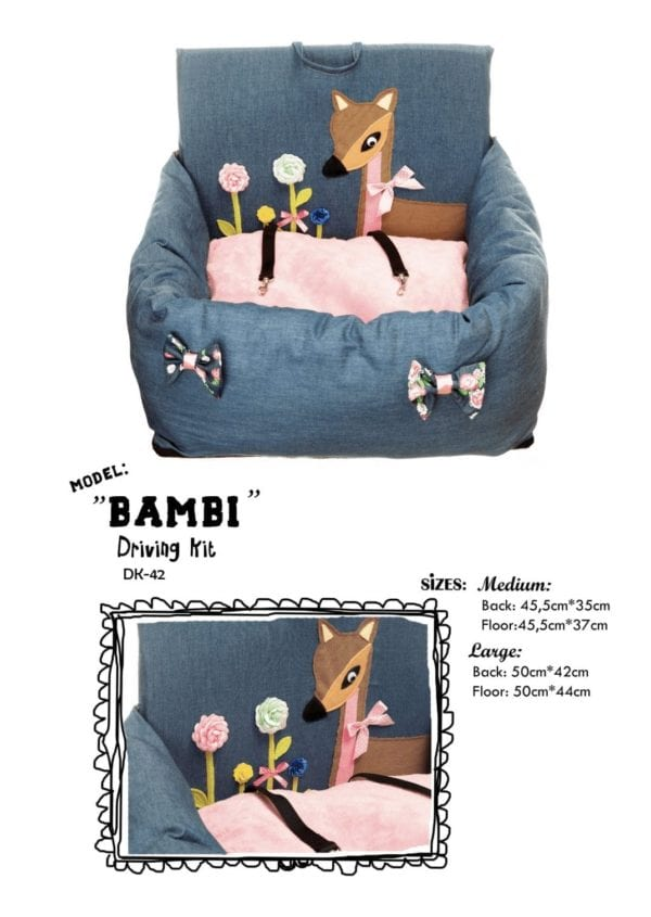 Bambi Driving Kit by Suckright