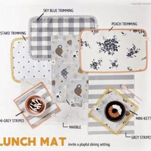 Louisdog Lunch Mat