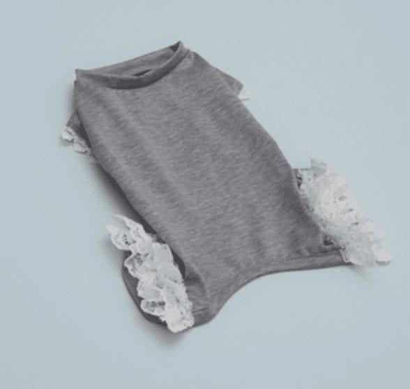 Lace Tunic by Louisdog