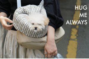 Hug Me Bag by Louisdog