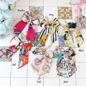 fashionista bag charm by wooflink