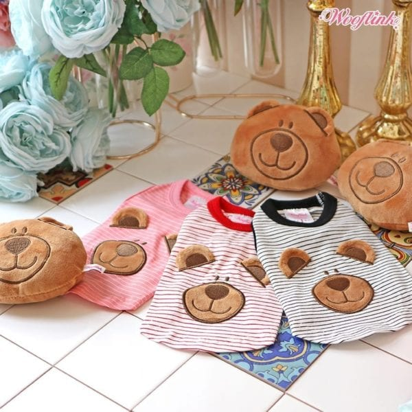 hey bear shirt and toy