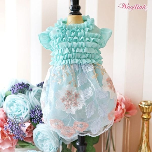 Paradise Dress by Wooflink