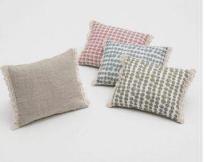 Mini Pillow by Louisdog