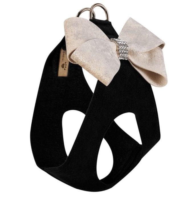 Black Glitzerati Nouveau Step-In Harness