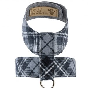 Plaid Scotty Tinkie Harness