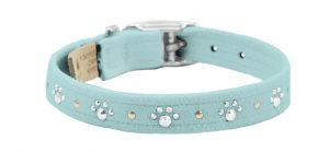 crystal paws collar by susan lanci